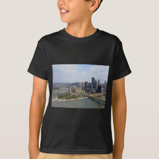 0230 Pittsburgh (Golden Triangle).JPG T-Shirt