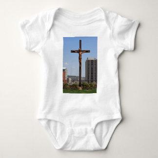 0234 Holy Cross.JPG Baby Bodysuit