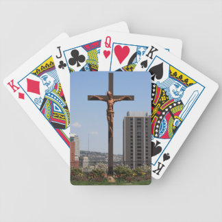 0234 Holy Cross.JPG Bicycle Playing Cards