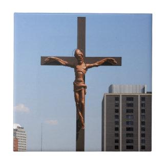 0234 Holy Cross.JPG Small Square Tile