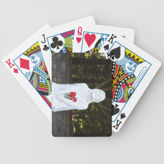0241 The Garde.JPG Bicycle Playing Cards