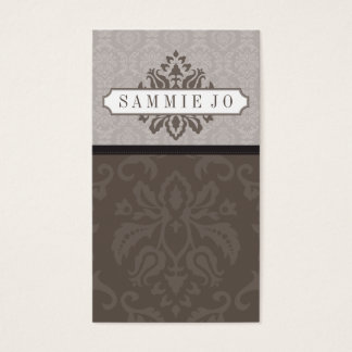 027 Sammie Jo :: BUSINESS CARD