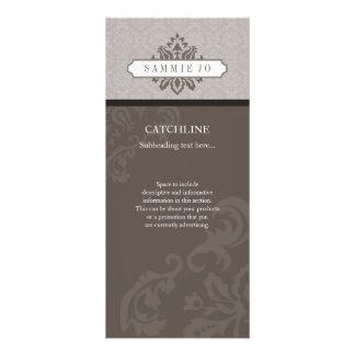 027 Sammie Jo :: PROMO CARD Customised Rack Card