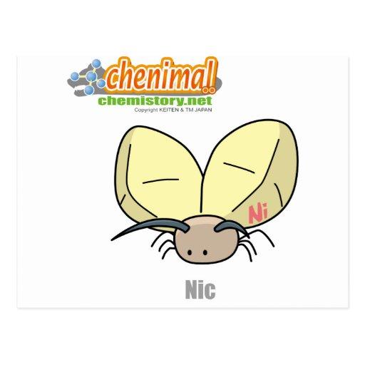 028 Nic of Chenimal (Nickel) Postcards