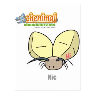 028 Nic of Chenimal (Nickel) Postcard