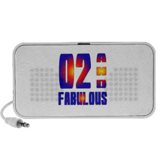 02 And Fabulous iPod Speakers