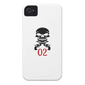 02 Birthday Designs Case-Mate iPhone 4 Case