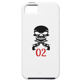 02 Birthday Designs Tough iPhone 5 Case