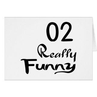 02 Really Funny Birthday Designs Card