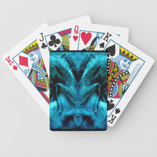 038-2-2ablue dämon 2 bicycle playing cards