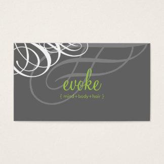 038 Julie :: designer vogue L20 Business Card
