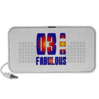 03 And Fabulous Speaker