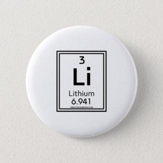 03 Lithium 6 Cm Round Badge