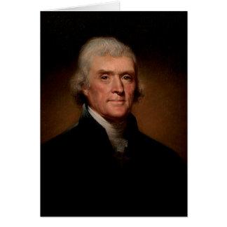 03 Thomas Jefferson Card