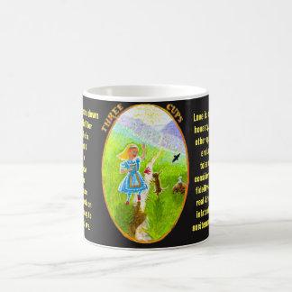 03. Three of Cups - Alice Tarot