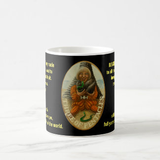 03. Three of Pentacles - Sailor tarot Coffee Mug