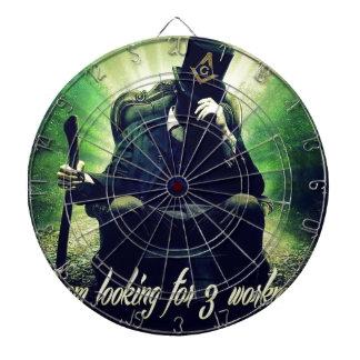 03baab303692c93af8dd13ee94c9598e--freemason-tattoo dartboard