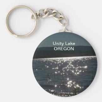 040, Unity Lake keychain