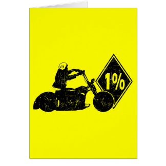 0413032011 Biker 1% Distress (Biker) Card