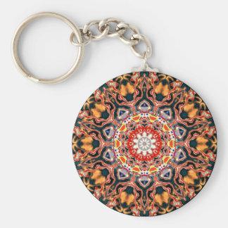 042008m_keychain basic round button key ring