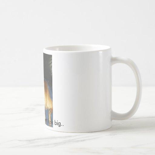 042, Does this make my butt look big.. Mug
