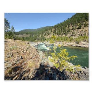 0431 8/12 Kootenai Falls Photo Art