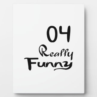 04 Really Funny Birthday Designs Display Plaques