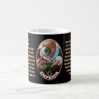 04. The Emperor - Sailor tarot Coffee Mug