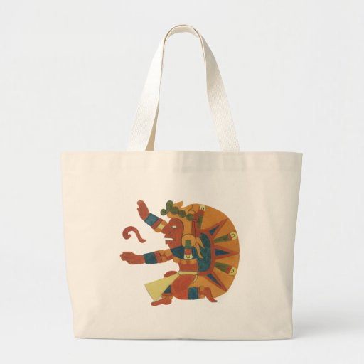 04.Tonatiuh - Mayan/aztec Creator good Tote Bag