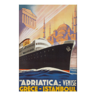 050.jpg_Adriatica Venise Grece Poster