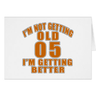 05 I Am Getting Better Card