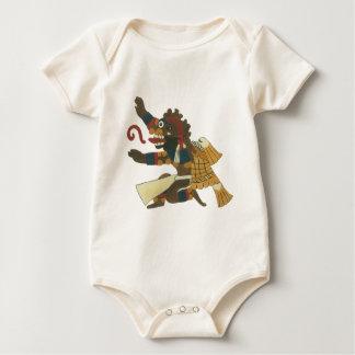 06.Mictlantecuhtli - Mayan/aztec Creator good Baby Bodysuit