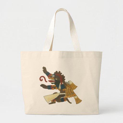 06.Mictlantecuhtli - Mayan/aztec Creator good Tote Bag