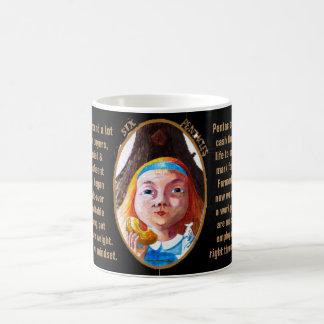 06. Six of Pentacles - Alice tarot Coffee Mug