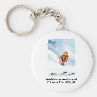 07. Mountain Key Ring