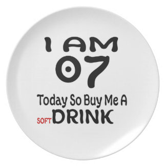 07 Today So Buy Me A Drink Plate