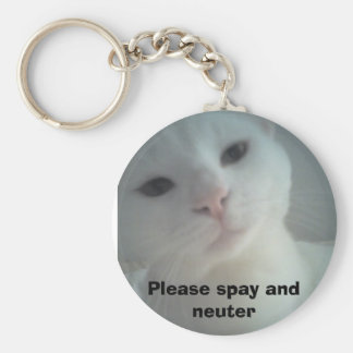 08-04-07_1734, Please spay and neuter Key Ring