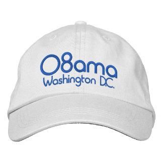 08ama, Washington D.C. Embroidered Hat