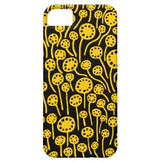 090512 Amber on Black iPhone 5 Case