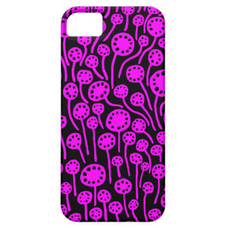 090512 Magenta on Black.pdf iPhone 5 Case