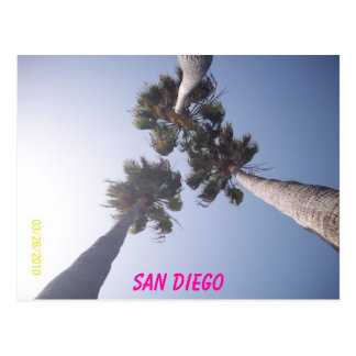 096, San Diego Postcard