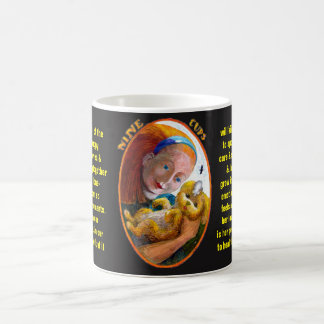 09. Nine of cups - Alice Tarot