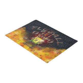 0.000 Flyball Flamz: It's A Start Dog Thing! Doormat