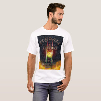 0.000 Flyball Flamz: It's A Start Dog Thing! T-Shirt