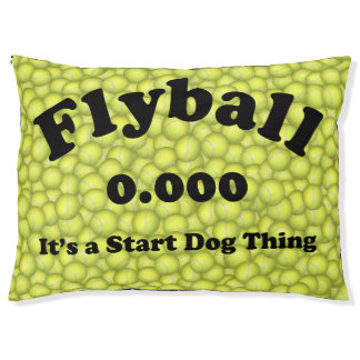 0.000, The perfect Start, It's A Start Dog Thing! Pet Bed