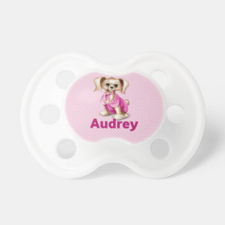 0-6 months BooginHead® Pacifier, Audrey Pacifiers