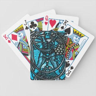 """""""0 The Fool """""""" Tarot"""" """"Bred Meli """" Poker Deck"""