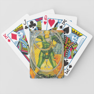 0. The Fool - Thoth Tarot - playing cards
