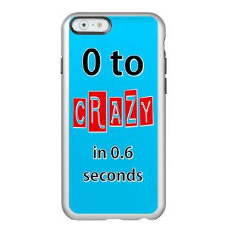 0 TO CRAZY INCIPIO FEATHER® SHINE iPhone 6 CASE