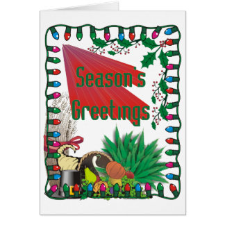 0Y Veh Holiday Greeting Card